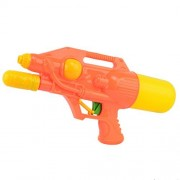 Squirt Guns, WOLFBUSH Nozzle Squirt Water Shooters Air Pressure Water Gun Toy for Kids - Color Random