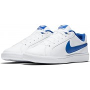 Nike Court Royale Sneakers Heren - White/Game Royal