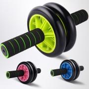 Aparat pentru definirea musculaturii Double Wheel