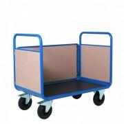PROVOST Chariot Promax de manutention de manutention à 3 côtés bois