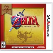Nintendo Selects The Legend Of Zelda Ocarina Of Time 3ds