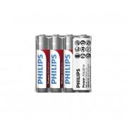 Philips LR03P4F/10 - 4 buc Baterie alcalina AAA POWER ALKALINE 1,5V