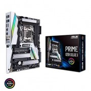 ASUS Prime X299-Deluxe II X299 Motherboard LGA2066 (Intel Core X-Series) ATX DDR4 M.2 U.2 Thunderbolt 3 USB 3.1 with Dual Gigabit LAN and 802.11AC WiF