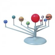 ELECTROPRIME Kids Science Solar System Educational Glow In the Dark 8 Planets Toy Kit
