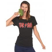 Deguisetoi Tee-shirt Vegan Femme - Taille: Large