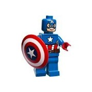 LEGO DC Universe Super Heroes Captain America with Shield (2014)