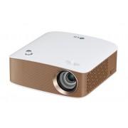 LG Projector LG LED 1280x720 HDMI,130Ansi c/Col,USB, SreenShare,WIDI,MHL W/Battery- PH150G