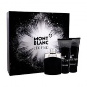 Montblanc Legend confezione regalo Eau de Toilette 100 ml + 100 ml balsamo dopobarba + doccia gel 100 ml per uomo