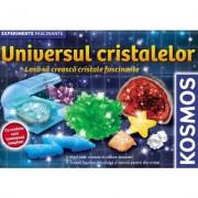 Universul Cristalelor set experimental Kosmos