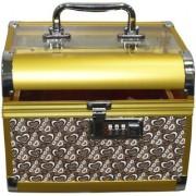 Pride Lovy to store cosmetics Vanity Box (Yellow)