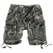 pantaloni scurți bărbați SURPLUS - airborne Epocă - Woodland Gewas - 07-3598-62