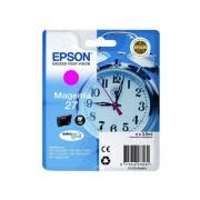 Epson Cartucho de tinta original EPSON 27 Magenta C13T27034012, T2703, Despertador -