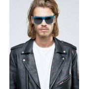 Calvin CK Platinum Sunglasses Midnight Blue - Blue