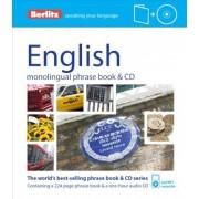 Berlitz English Phrase Book & CD [With Phrase Book], Audiobook