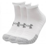 Under Armour 3PACK ponožky Under Armour bílé (1346753 100) M