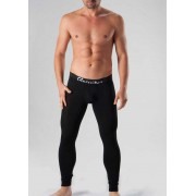 Geronimo Long Johns Long Underwear Pants Black 1051J6