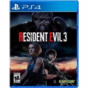 Resident Evil 3 Remake Ps4 Original Sellado