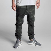 Who Shot Ya? Pant / Cargo K205 in camouflage