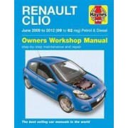 HAYNES PUBLISHING GROUP Renault Clio (Jun '09-'12) 09 To 62