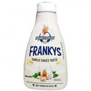 FRANKYS BAKERY Frankys Zero Sauces 425 ml Garlic FRANKYS BAKERY - VitaminCenter