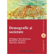 Demografie si societate