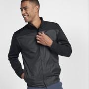 Veste de golf entièrement zippée Nike Shield pour Homme - Noir