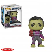 """Funko POP Marvel: Avengers Endgame - 6"""" Hulk w/ Gauntlet"""