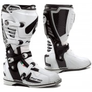 Forma Predator Motocross Stiefel Weiss 45