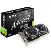 Placa Gráfica MSI Geforce GTX 1070 Armor 8Gb Armor