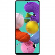 Galaxy A51 Dual Sim Fizic 128GB LTE 4G Roz 6GB RAM SAMSUNG