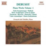 C. Debussy - Piano Works Vol.1 (0730099429023) (1 CD)