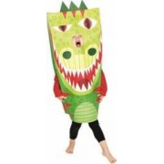 Jucarie educativa Janod Sackanimo - Dragon Costumes
