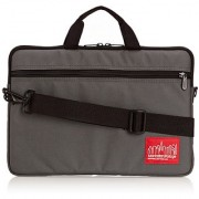 Manhattan Portage Convertible Laptop Bag (Gray Small)