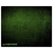 MOUSE PAD GAMING GREEN 30X24