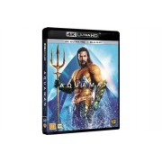 Blu-Ray Aquaman 4K UHD (2018) 4K Blu-ray