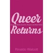 Queer Returns: Essays on Multiculturalism, Diaspora, and Black Studies, Paperback/Rinaldo Walcott