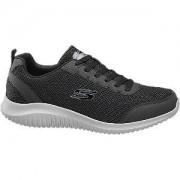 Skechers Zwarte lightweight sneaker memory foam 43
