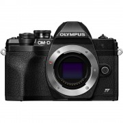 Olympus OM-D E-M10 Mark IV Aparat Foto Mirrorless 20.3MP Body Black