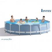 INTEX 28728 Piscina Prisma TDA 457x84cm