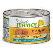 Trainer Natural Trainer Dog Adult Mini Light con Maiale Umido 150g