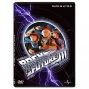 BACK TO THE FUTURE III DVD
