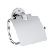 Suport hartie igienica cu aparatoare Grohe Essentials -40367001