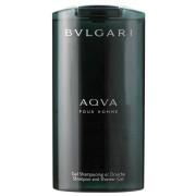 Bvlgari Hair & Body Wash 200.0 ml Herren