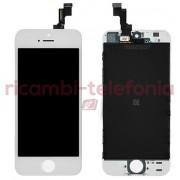Apple (Compatibile - Grado A) - 821-1590-01 - Display per iPhone 5s