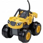 Blaze and the Monster Machines Slam & Go Stripes Race Car CGK25