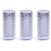 X-EON RL-23A RockONLT 1 Tube 14 SMD Fast Rechargeable Emergency Light (Color Assorted) (Pack of 3)