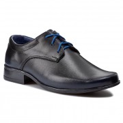 Обувки TIM - 060 Niebieski Flor