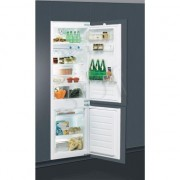 Combina frigorifica incorporabila whirlpool ART 6510 , Clasa A + , 275 L , Control Mecanic