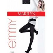 Marilyn - Trendy dot pattern tights Emmy, 40 DEN