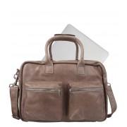 Cowboysbag Schooltas The College Bag 15.6 inch Grijs